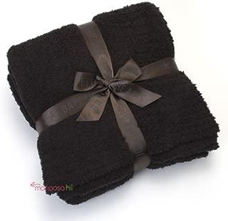 Barefoot Dreams CozyChic Throw Blanket - Espresso