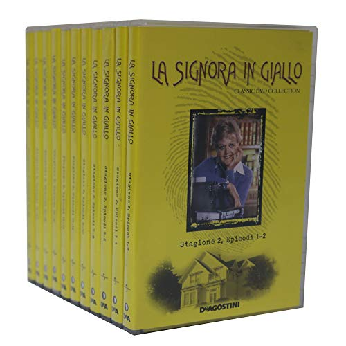 La signora in giallo - 11 DVD - Stagione 2 - 22 episodi