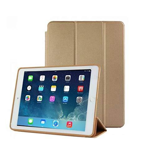 Capa Ipad Air 2 A1566 A1567 A1568 Smart Case Premium Dourada