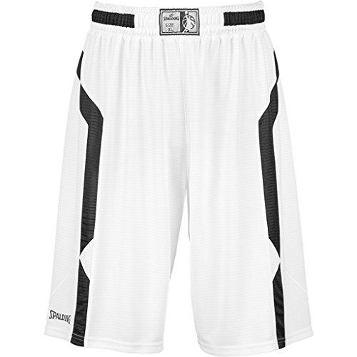 Spalding Offense Shorts - weiß/schwarz, Größe:XXL