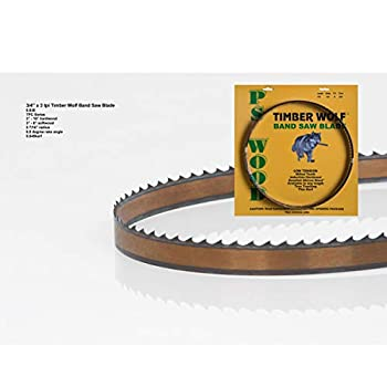 Timber Wolf Bandsaw Blade 3/4  x 93-1/2  3 TPI