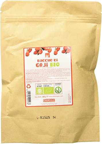 Erbavoglio Bacche di Goji - 250 gr