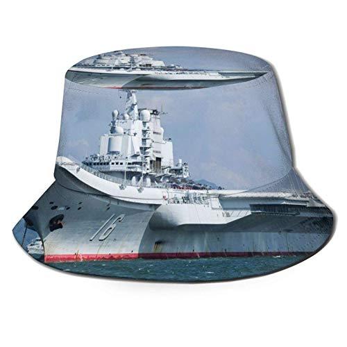 NCH UWDF El portaaviones Bucket Sun Hat para Hombres y...
