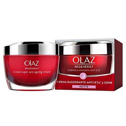Olaz, Mehrfarbig, one Size, 50 Regenerist 3-Zone Anti-Aging Nachtcreme