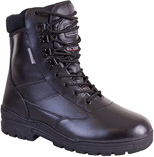 All Leather Kombat UK Bottes De Patrouille Homme Taille 4