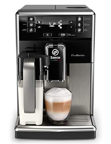 Saeco súper automática SM5479/10 Cafetera (Independiente, Máquina Espresso,...