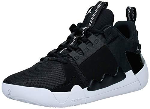 Nike AO9027 001 Jordan Zoom Zero Gravity Basketballschuhe Schwarz