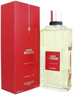Habit Rouge by Guerlain Unisex Perfume - Eau de Toilette, 200ml