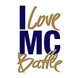 I LOVE MC BATTLE [CD+DVD]
