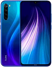 "$152 » Xiaomi Redmi Note 8, 32GB/3GB RAM 6.3"" FHD+ Display Snapdragon 665, Dual SIM Factory Unlocked Global Version (Neptune Blue)"