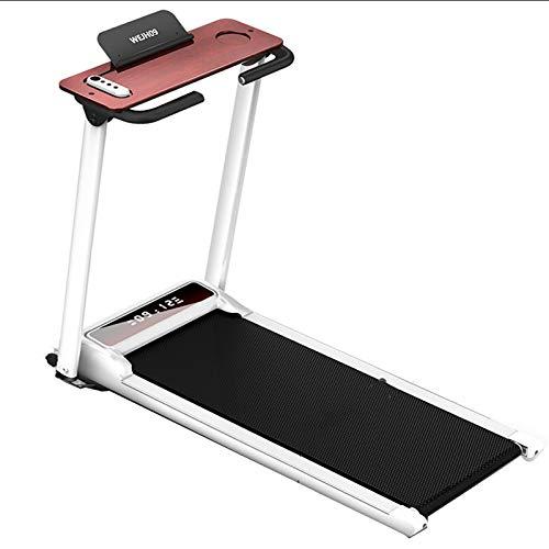 FYHCY Cinta de Correr Caminadora Rueda de Andar Plegable   Walkpad de Oficina de Gimnasio en casa   10 Km/h   Quiet   Entrenamiento de Cardio   Máquina compacta para Caminar