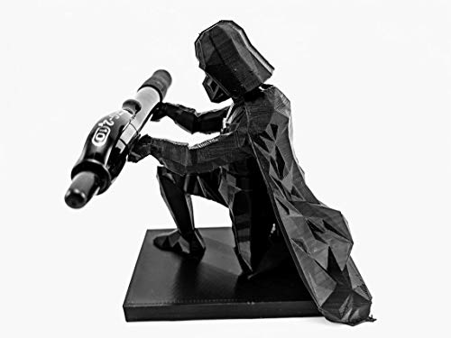 Darth Vader Pen Holder 3D Printed Office Accessories Ideal Gift for Star Wars Fans