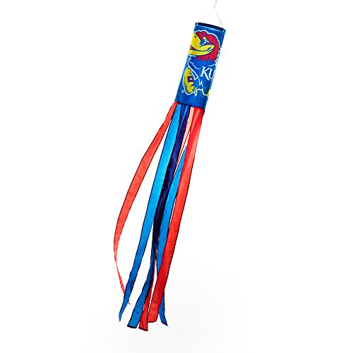 NCAA Kansas Jayhawks Wind Sock