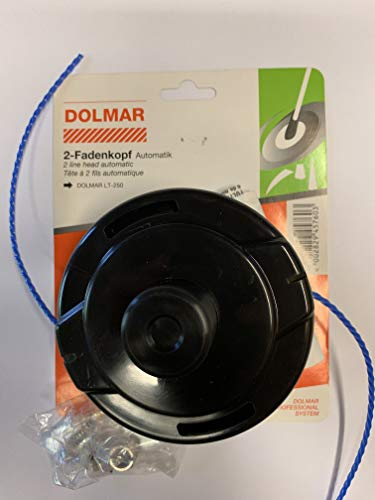 Dolmar 381224262 2-Fadenkopf Automatik, 2,7mm