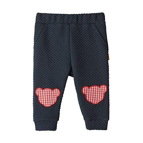 Steiff Jogginghose Pantalon De Sport, Bleu (Patriot Blue 6033), 68 Bébé garçon