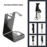 exreizst Sous Vide Immersion Circulator Storage Stand - For Anova and Joule, Any 2.8'' Diameter Sous Vide Precision Cooker Stand Holder (Black)
