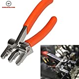 Archery D Loop Pliers D Rope String Nonslip Grip Compound Bow Tool