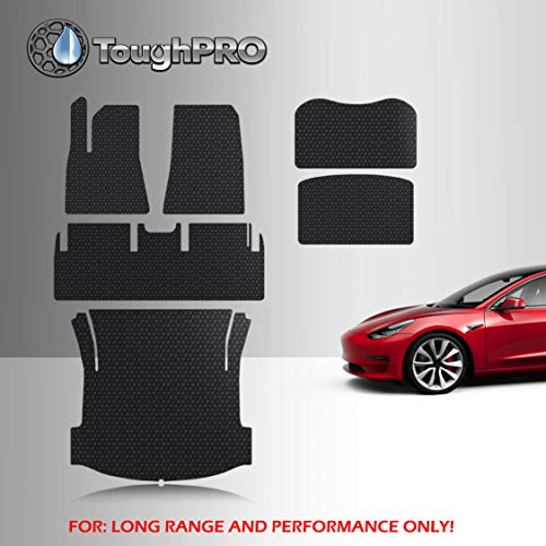 TOUGHPRO Floor Mats Accessories Compatible with...