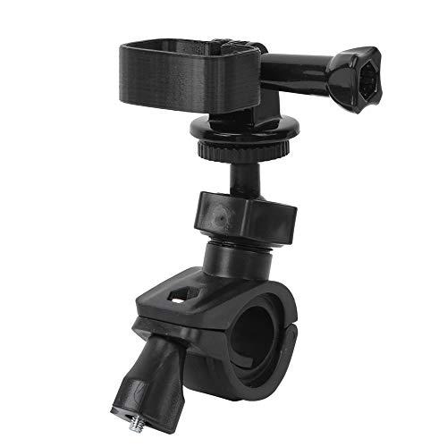 VBESTLIFE Staffa Fissa per Action Cam, per Bici da Mountain Bike, Supporto per telecamere a Sfera FIMI Palm, Staffa Fissa per Bici, Universale