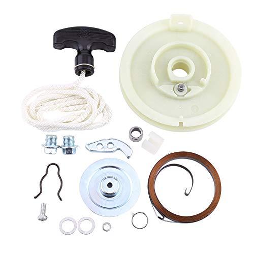 Ymiko Reparación de Arranque por Retroceso, ATV Kit de reconstrucción de reparación de Arranque por Retroceso Compatible con Po-la-RIS Sports-Man 500 1996-2011