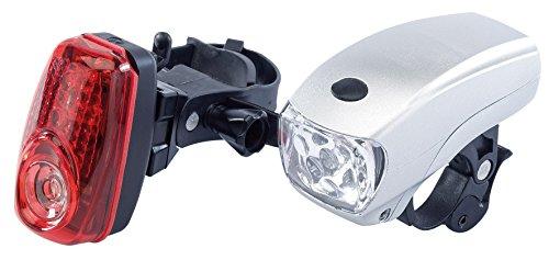 Draper delantera y trasera LED juego de luces para bicicleta