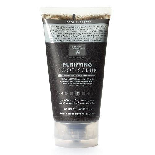 Earth Therapeutics Purifying Foot Scrub