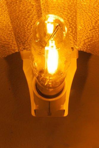 iPower GLBULBH600 600w Watt Super Grow Light High Pressure Sodium HPS Bulb