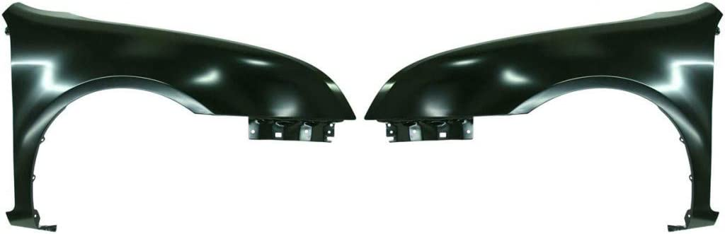 Max 68% OFF For Ford Fusion Front Fender 2006 Passenge 07 and 08 2009 Ranking TOP11 Driver