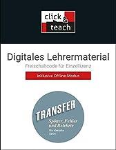 Transfer. Die Lateinlektüre / Spötter, Fehler und Belehrte click & teach Box: Digitales Lehrermaterial (Karte mit Freischa...