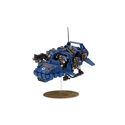 Games Workshop Warhammer 40k Space Marines Land Speeder Storm