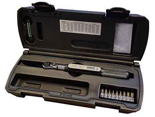 Dynamic24 Elektronische momentsleutel, hoogwaardige kwaliteit, digitaal 1/2 inch (1,27 cm), 20 NM
