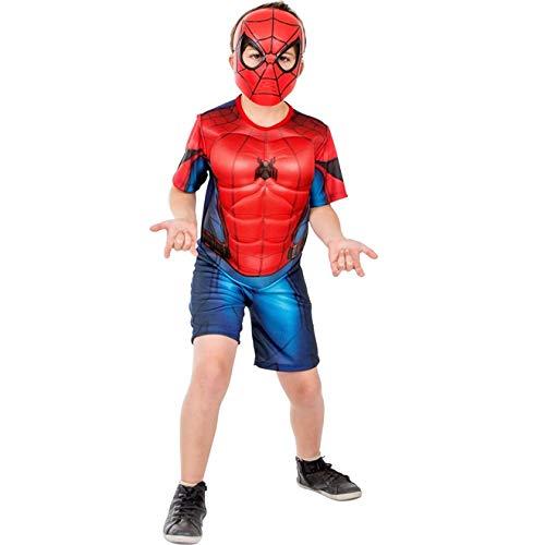 Fantasia Homem Aranha/SpiderMan Infantil Curta Filme De Volta Ao Lar M 5-8