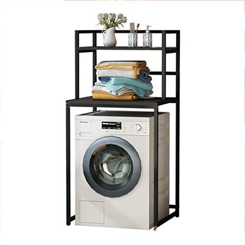 Djpcvb Regal Balkon Waschmaschine Regal bodenregal Bad wc Bad Regal Regal Badezimmer Regal