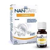 NANCARE VITAMINA D – Gotas – 5 ml