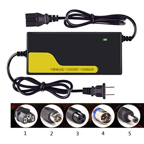 Dbtxwd Elektroroller Ladegerät, (54,8 V / 58,4 V / 58,8 V) 2A Hochleistungs Lithium-Batterieladegerät, Intelligenter Schutz Bei Konstanter Temperatur, Mehrere Spezifikationen,58.4v2a,5
