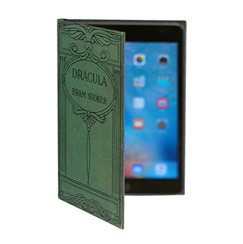 Kindle Fire and 7 Inch Tablet Case with Harry Potter Inspired Book of Spells Book Cover (Bram Stoker's Dracula)