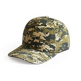 UltraKey Casquette de Baseball, Chapeaux Camouflage Armée Militaire pour La Chasse La Pêche Activités de Plein Air