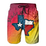 NOT Don't Mess with Texas State Longhorn Star Men's Swim Trunks...