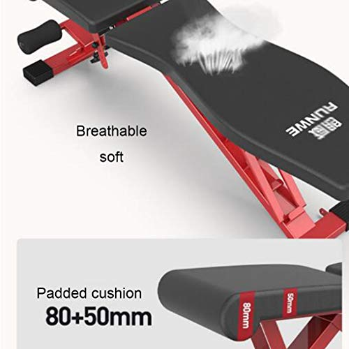 Adjustable-Benches-Folding-Weight-Bench-Foldable-Dumbbell-Bench-Sideboard-Home-Fitness-Chair-Load-bearing-100kg-Gym-Equipment-Benches