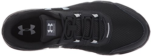 Under Armour Men's Toccoa Running Shoe, Stealth Gray (008)/Black, 11