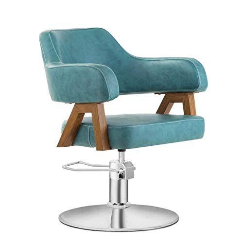CANDYANA Zwenkstoel bureaustoel Beauty Salon Kruk Rugleuning Kruk Verstelbare Kruk Verstelbare Hoogte