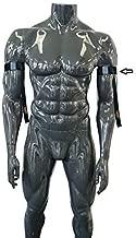 Bicep Strap Negro Max Biceps Flujo Sanguíneo Restricción Oclusión Entrenamiento Cintas Ayudarle a Gana Músculo más Rápida Biceps & Triceps Gomas Elásticas para Eficaz Brazos