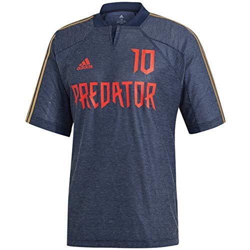 adidas Sport Herren Predator Zinedine Zidane Trikot Blau DZ7311 657923