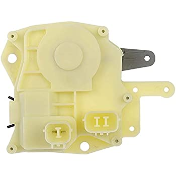 Amazon Com Apdty 857474 Door Lock Actuator Motor Fits Rear Right Passenger Side 2001 2005 Honda Civic 1998 2002 Honda Accord Dx Lx Vp Replaces Honda 72615s5a003 72615s84a01 Automotive