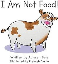 I Am Not Food VEGAN BOARD BOOK