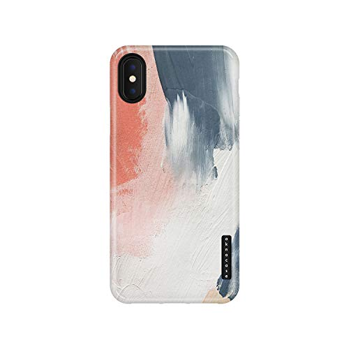 iPhone X & iPhone Xs Case Watercolor, Akna Sili-Tastic Series High Impact Silicon Cover with Ultra Full HD Graphics for iPhone X & iPhone Xs (Graphic 102152-U.S)
