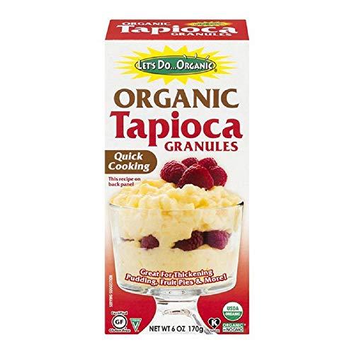 Organic Tapioca Starch