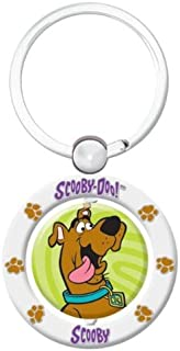 Scooby-Doo Spinner Keychain