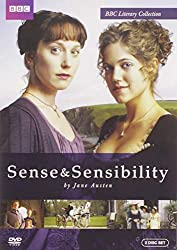 Sense and Sensibility adaptation dvd cover