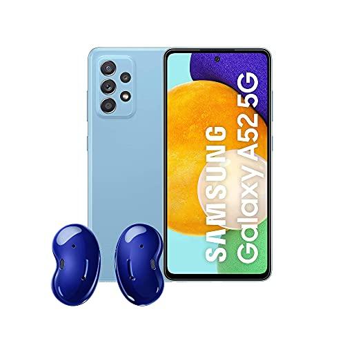 A52 256GB Azul con Buds Live Azul